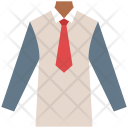 Shirt Tie Suit Icon