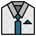 Shirt Business Clothes Icon