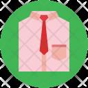 Shirt Formal Dress Icon