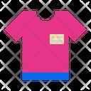 Shirt Shopping Ecommerce Icon