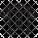 Bicycle Cycling Shirt Icon