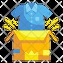 Shirt Box Icon