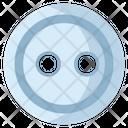 Shirt Button Cloth Button Button Icon