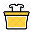 Shirt Laundry Cleaning Icon