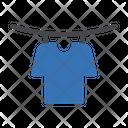 Shirt Dry Cloth Icon