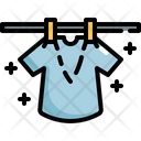Shirt Dry Drying Icon