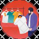 Shirt Shop Icon