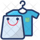Shirt Shopping Icon