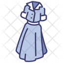 Shirt waist dress Icon