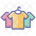 Shirts Hanging Shirts Apparel Icon
