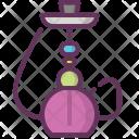 Shisha Smoke Pipe Icon