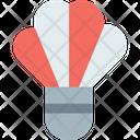 M Shuttlecock Icon