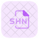 Shn File Icon