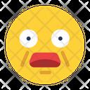 Shock Surprised Feeling Icon