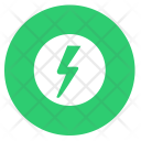 Shock Electric Flash Icon