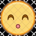 Frowning Emoji Emoticon Icon