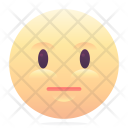 Shock Frustration Emoji Icon