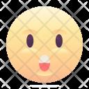 Shock Teeth Emoji Icon