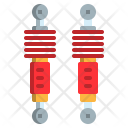 Shock Absorber Repairing Icon