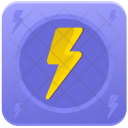 Shock Electricity Electric Icon