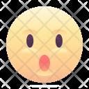 Shock Emoji Smiley Icon