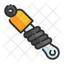 Shockbreaker Jumper Suspension Icon
