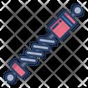 Shockbreaker Automobile Jumper Icon