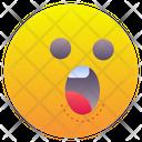 Shocked Suprised Shock Icon