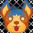 Shocked Emoji Emoticon Icon