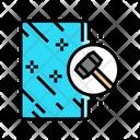 Shockproof Mirror Shockproof Graphite Icon