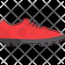 Soccer Football Shoe Icon