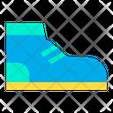 Footware Gym Shoe Running Shoe Icon