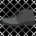 Sneaker Running Shoe Footgear Icon