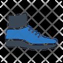 Shoe Boot Sneaker Icon