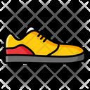Shoes Footwear Gardrobe Icon