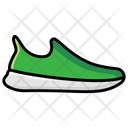 Shoe Footwear Jogging Shoe Icon