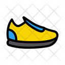 Shoe Footwear Running Icon