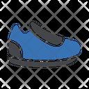 Shoe Footwear Running Icon