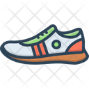 Shoe Leather Workout Icon