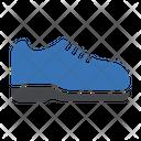 Shoe Footwear Office Icon