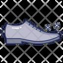 Shoe Footwear Elegant Icon