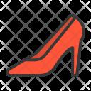 Shoe Highheel Footwear Icon