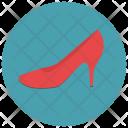 Shoe Wear High Icon