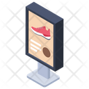 Shoe Advertisement Icon