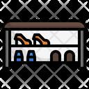 Shoe Cabinet Storage Decoration Icon