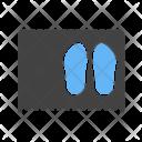Shoe Mat Icon