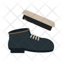 Shoe Polish Polishing Icon