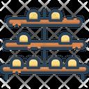 Shoe Rack Shoe Rack Icon