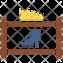 Shoe shelf Icon