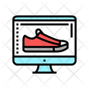 Shoe Shopping Icon